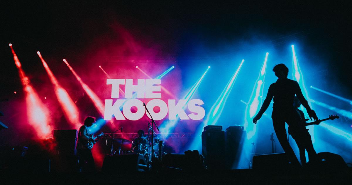 The Kooks anunciam tour europeia com passagem em Lisboa em Março de 2022