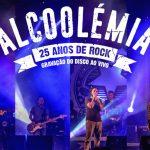 Alcoolémia gravam disco ao vivo no Seixal