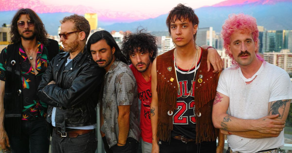 Super Bock Super Rock anuncia Julian Casablancas & The Voidz