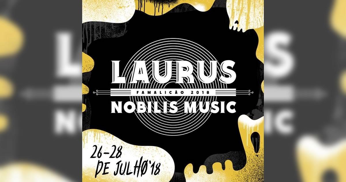 Laurus Nobilis 2018 com cartaz quase completo