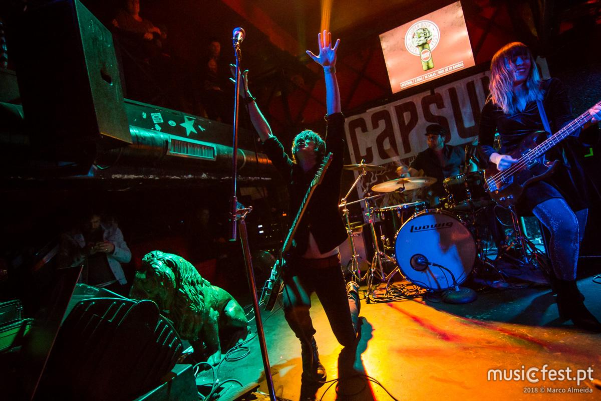 Vê aqui todas as fotos dos Capsula no Super Bock Under Fest