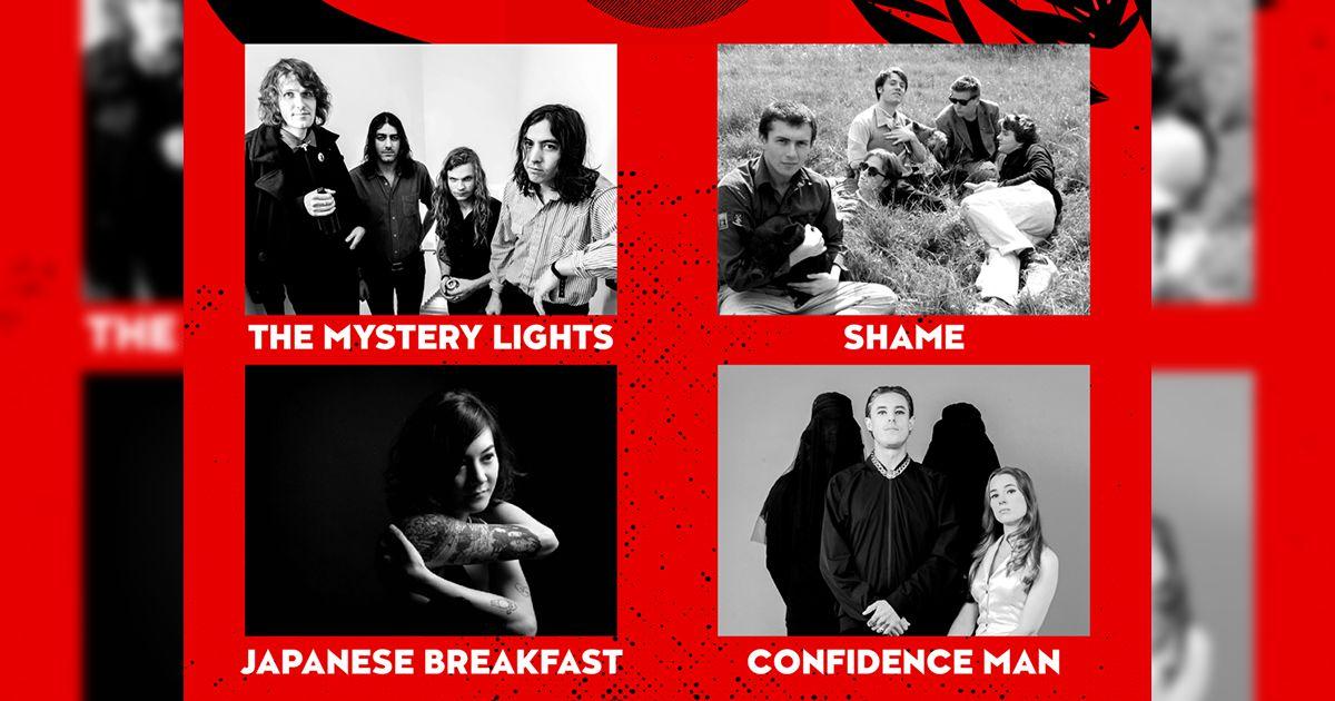 Vodafone Paredes de Coura anuncia The Mystery Lights, Shame, Japanese Breakfast e Confidence Man