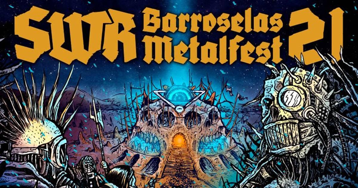 SWR Barroselas Metalfest - Programação completa anunciada