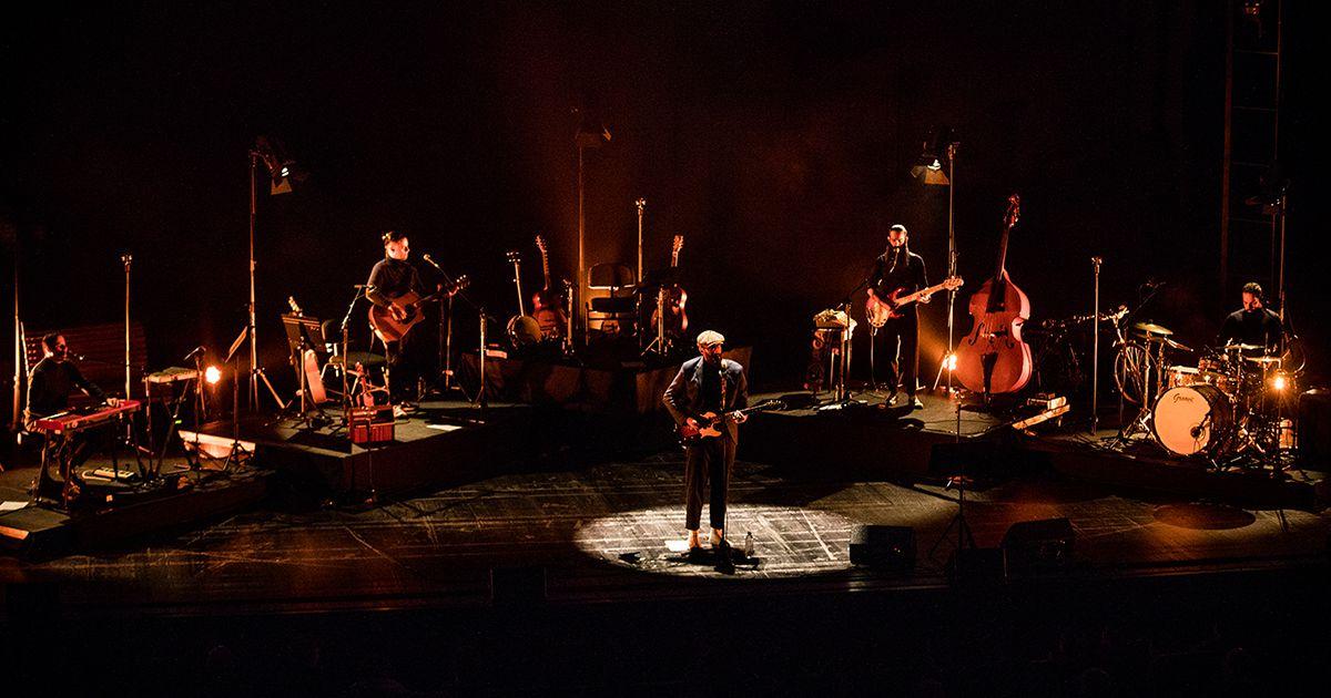 Anaquim: Celebração dos 10 anos de carreira ao vivo agora em disco