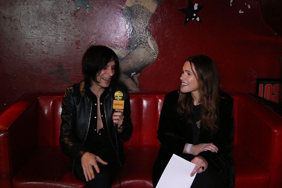 Entrevista com Martin Guevara, dos Capsula, no Super Bock Under Fest