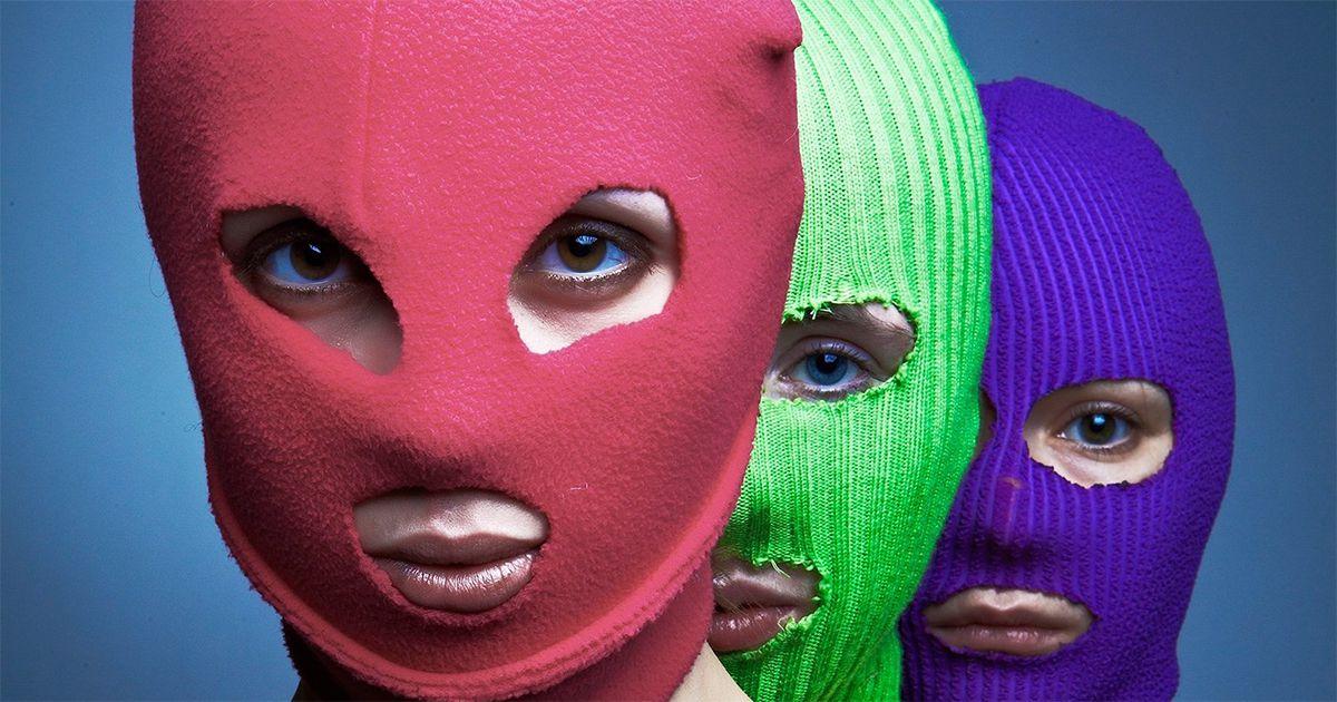 Vodafone Paredes de Coura confirma Pussy Riot