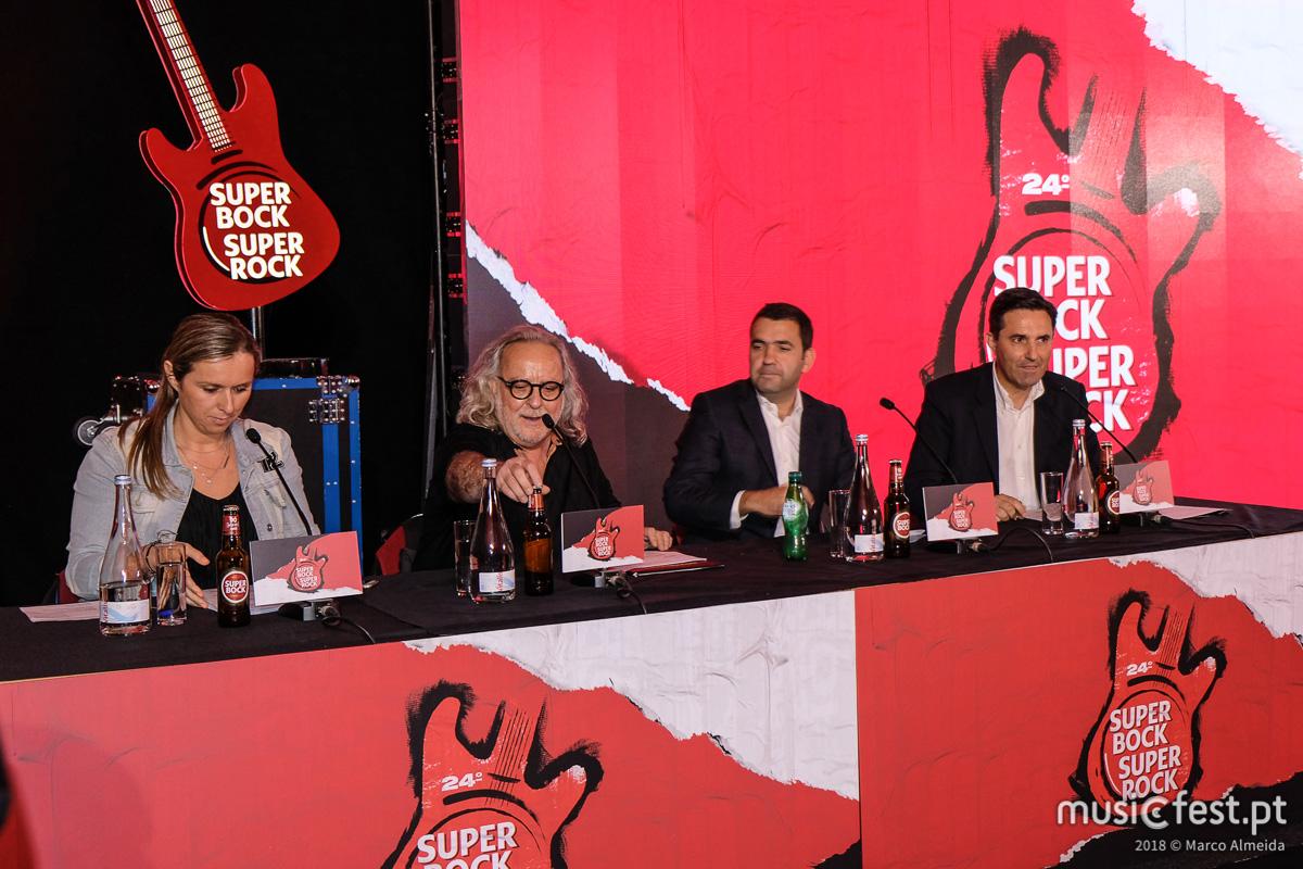 24º Super Bock Super Rock com Arte Urbana e La Fura Dels Baus