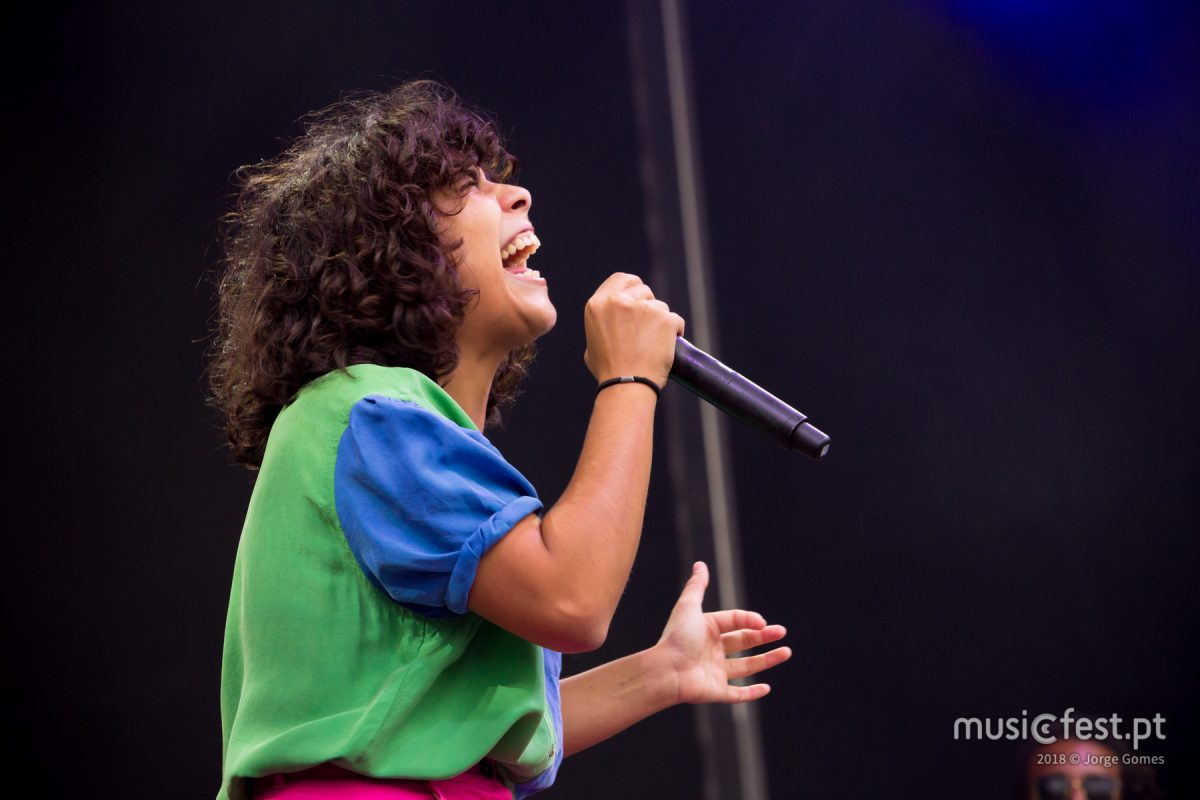 Vê aqui todas as fotos de Da Chick no North Music Festival