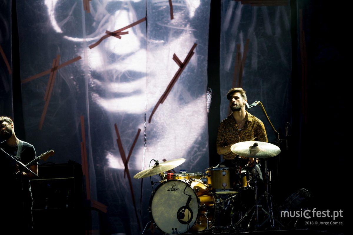Vê aqui todas as fotos dos Linda Martini no North Music Festival