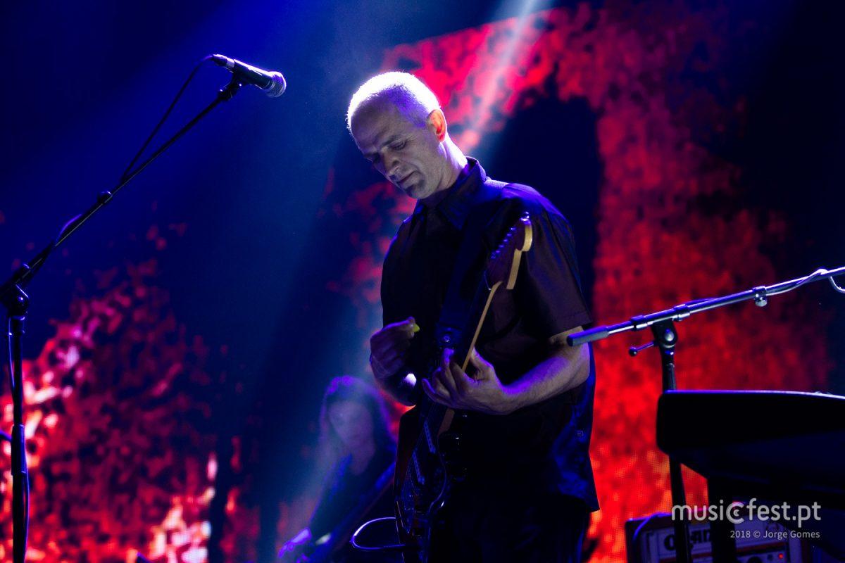 Vê aqui todas as fotos dos Mão Morta no North Music Festival