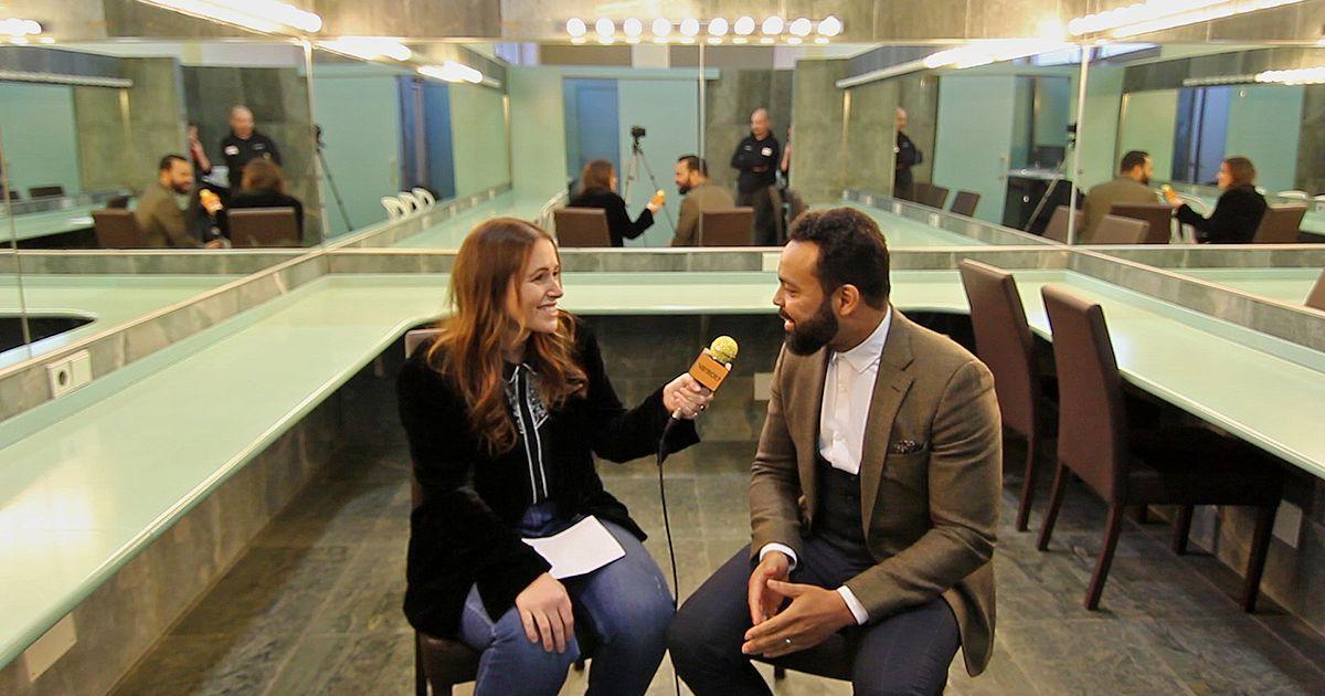 Entrevista com Myles Sanko no Super Bock Under Fest
