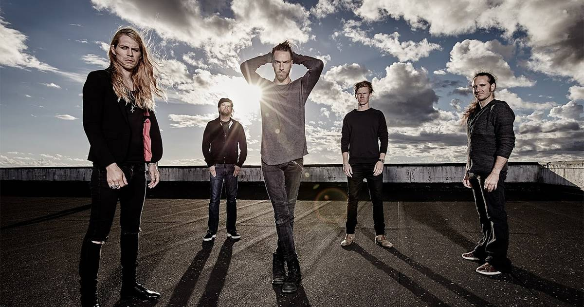 Pain Of Salvation e Forgotten Suns no RCA Club a 30 de Junho