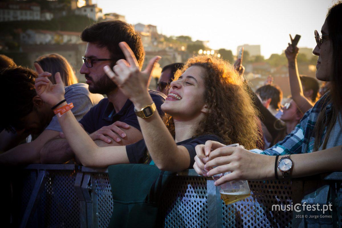 North Music Festival fez a festa na Alfândega do Porto