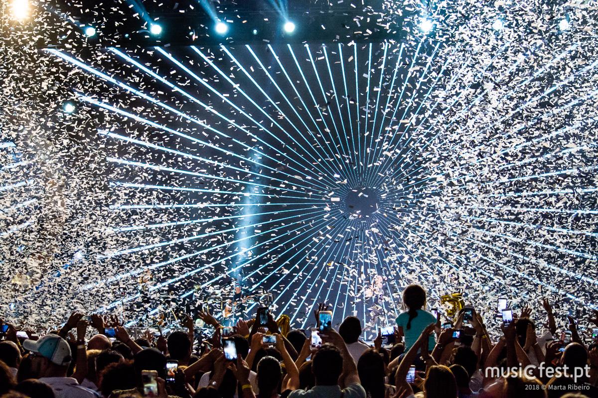 Vê aqui todas as fotos de Shakira na Altice Arena
