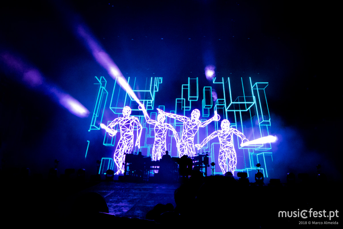 NOS Alive confirma The Chemical Brothers a 13 de Julho