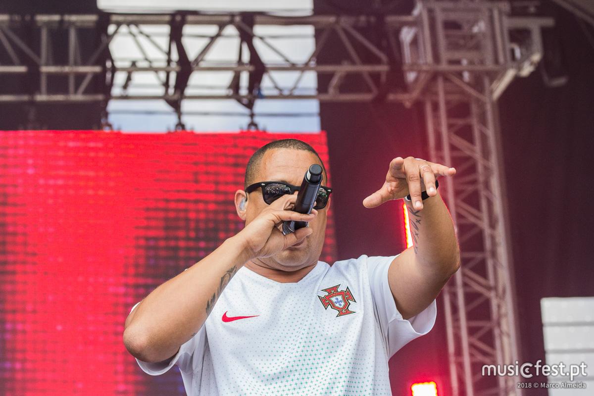 Vê aqui todas as fotos de Carlão no Rock in Rio Lisboa