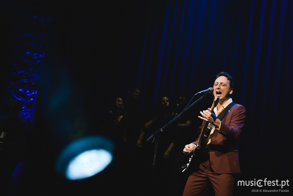 Vê aqui todas as fotos de Samuel Úria no EA Live