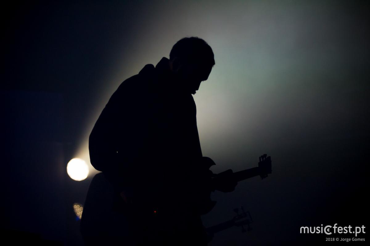 Vê aqui todas as fotos dos Mogwai no NOS Primavera Sound