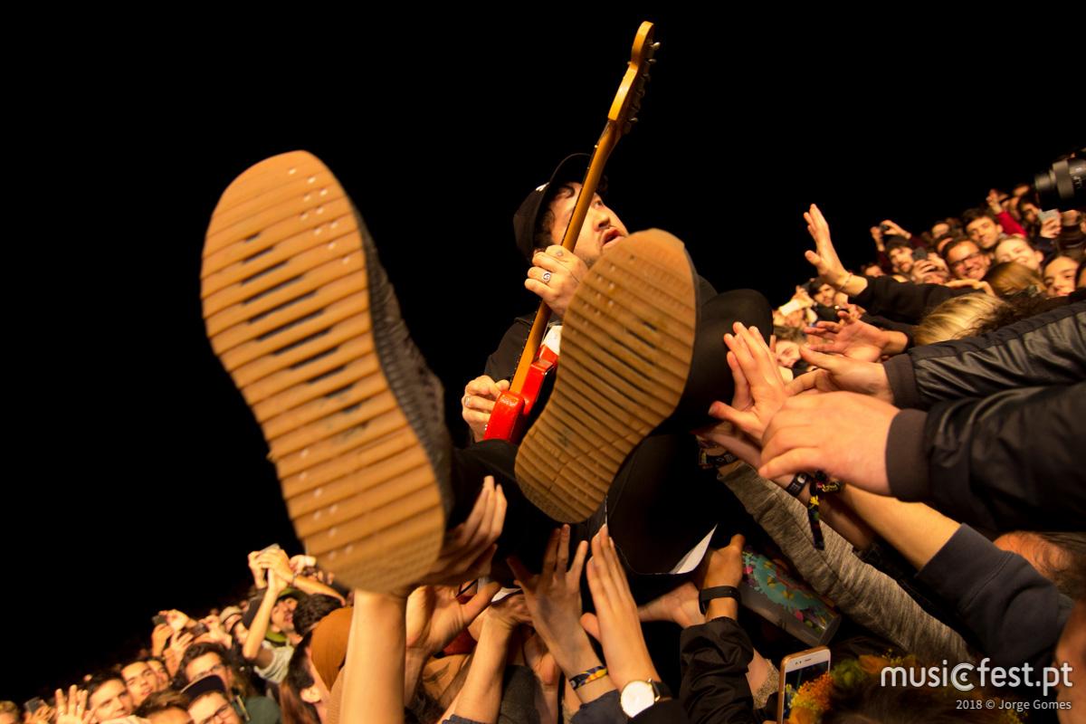 Vê aqui todas as fotos dos Unknown Mortal Orchestra no NOS Primavera Sound