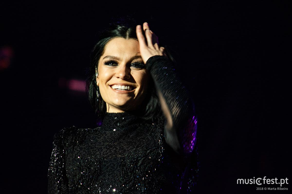 Vê aqui todas as fotos de Jessie J no Rock in Rio Lisboa