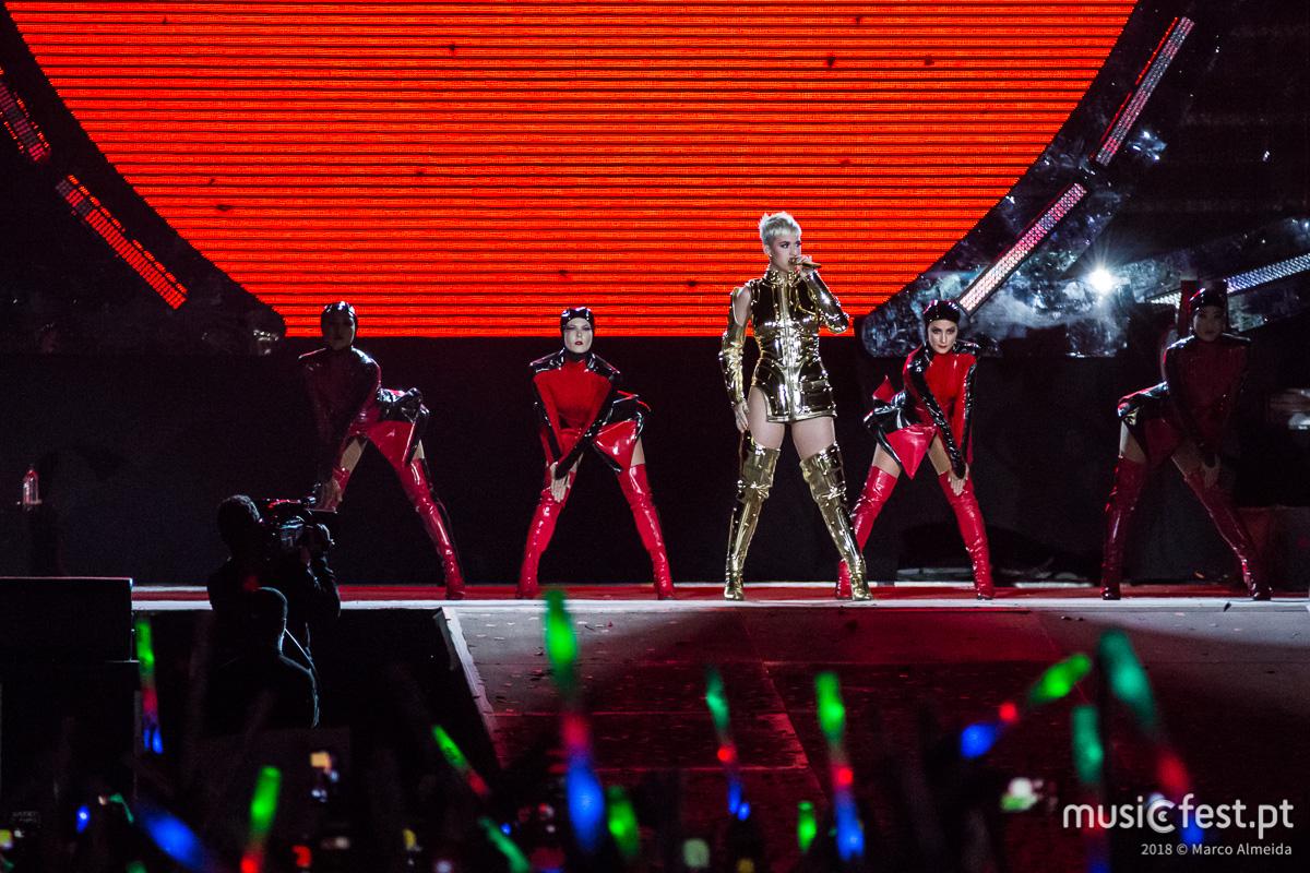 Vê aqui todas as fotos de Katy Perry no Rock in Rio Lisboa