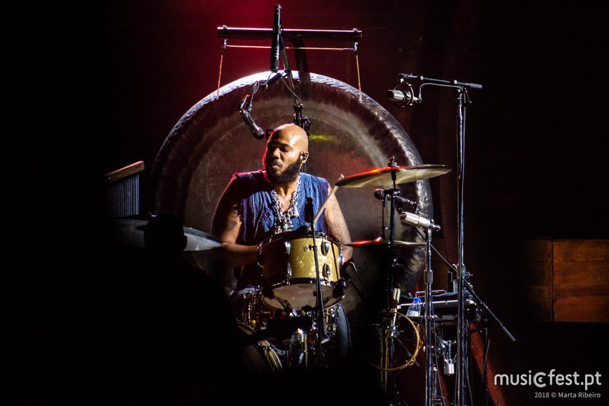 Vê aqui todas as fotos de Lenny Kravitz na Altice Arena