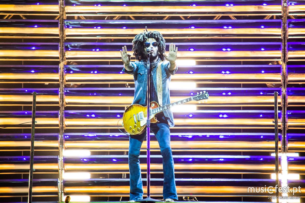 Digressão mundial de Lenny Kravitz passa por Lisboa em Julho