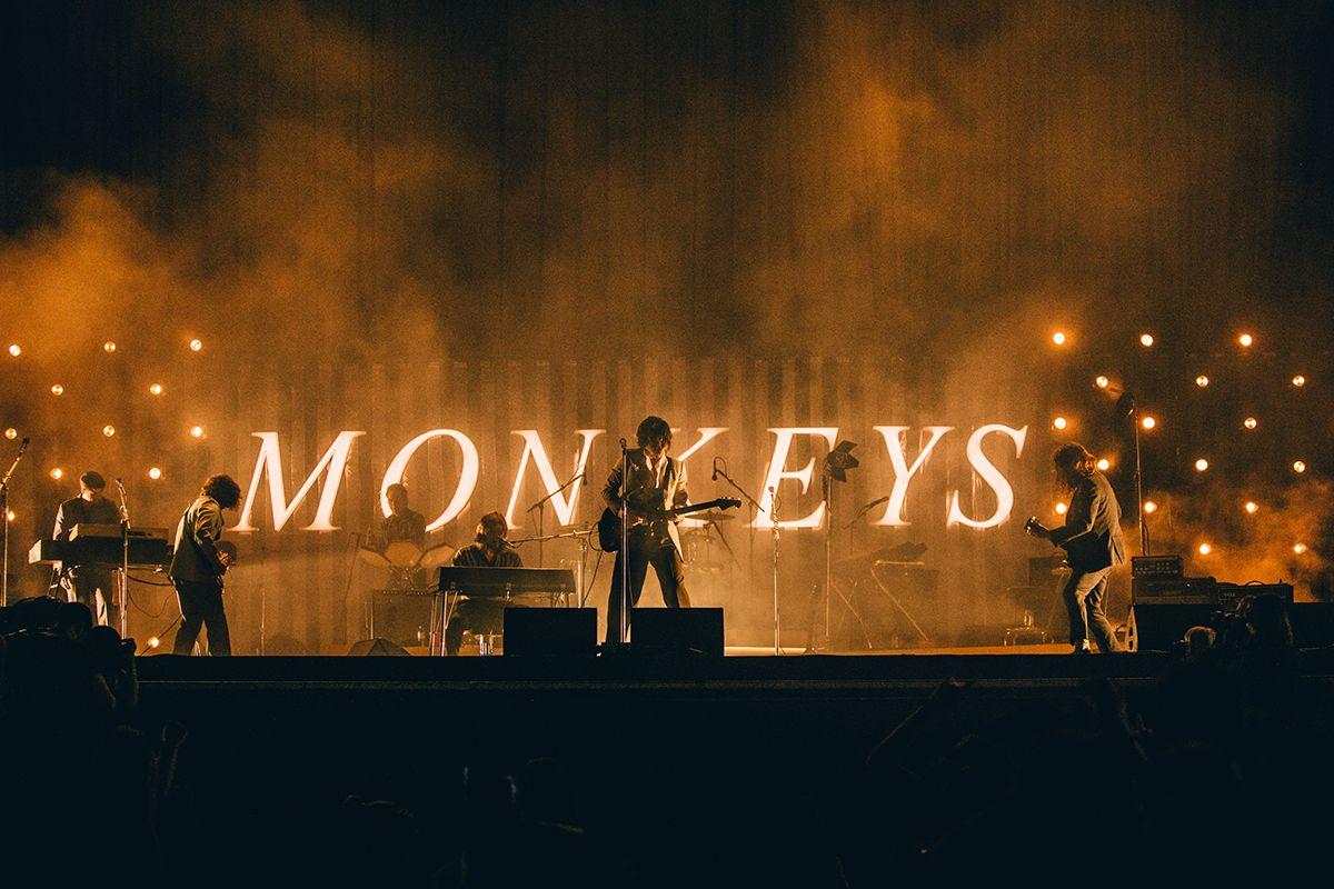 Arctic Monkeys - Foto de Arlindo Camacho (NOS Alive)