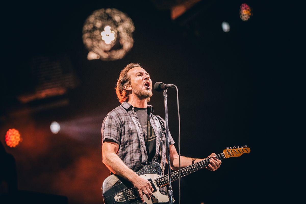 Pearl Jam - Foto de Arlindo Camacho (NOS Alive)