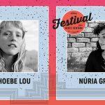 Festival para Gente Sentada confirma Alice Phoebe Lou e Núria Graham