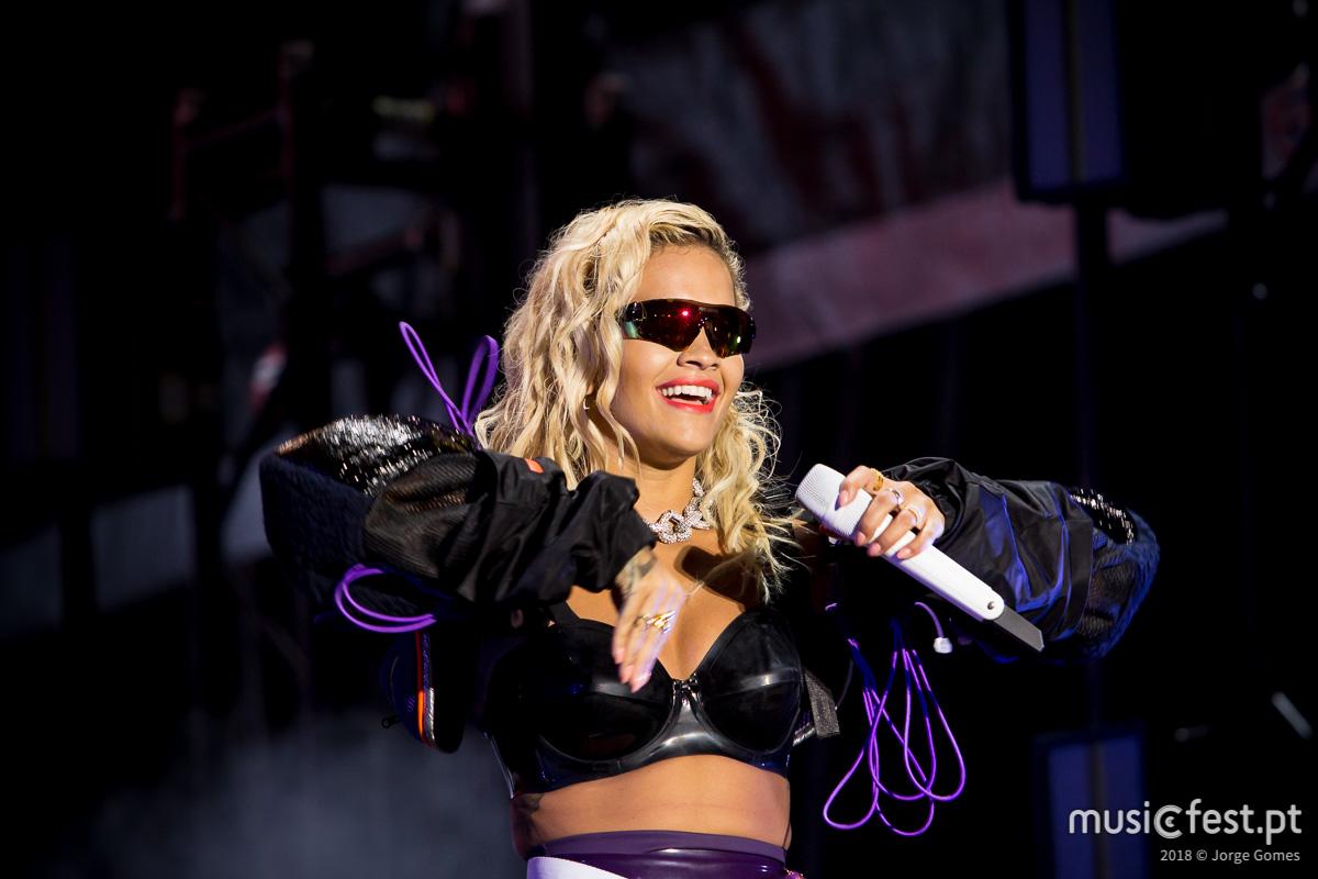 Rita Ora confirmada no MEO Sudoeste a 10 de Agosto