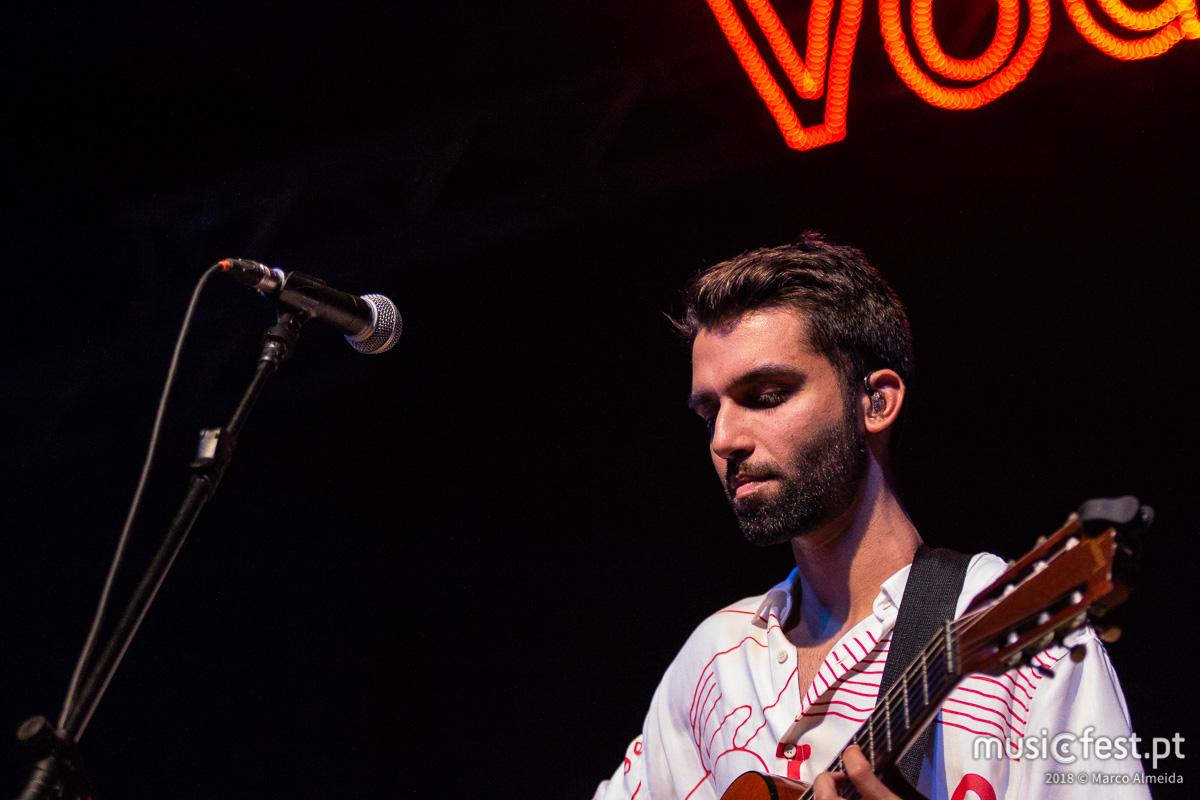 Vê aqui todas as fotos de Silva no Vodafone Paredes de Coura