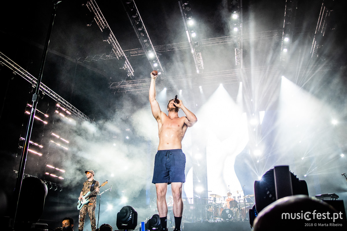 Imagine Dragons na Altice Arena - a reportagem