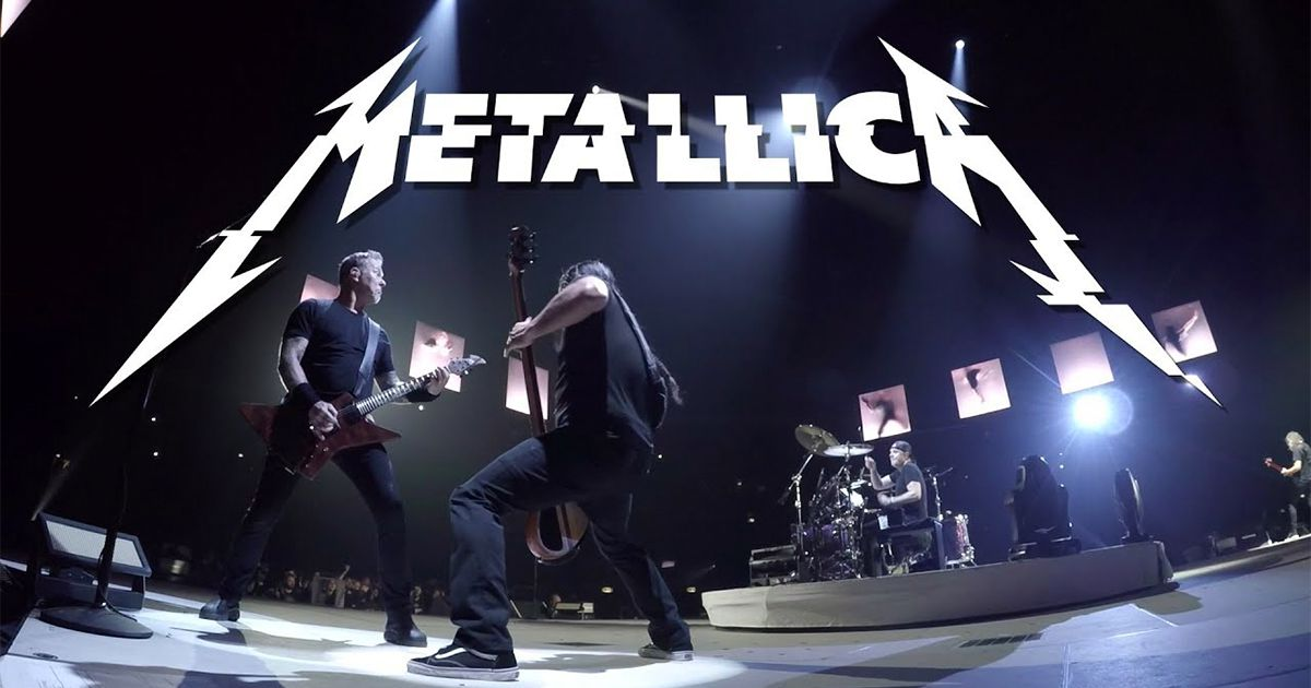 Metallica começam Tour Europeia 2019 no Estádio do Restelo, em Maio