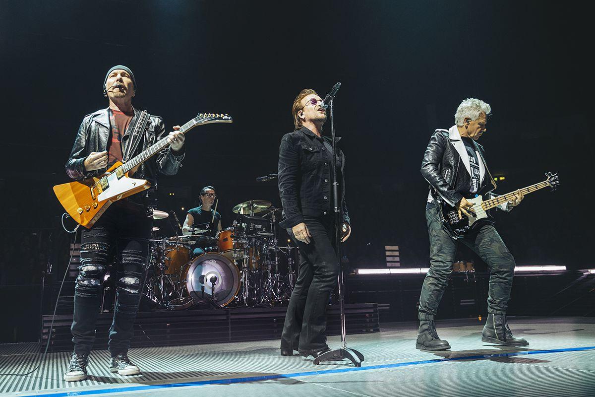 U2 em Lisboa - o futuro começou aqui