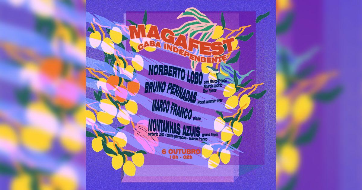 O MagaFest 2018 é já este Sábado