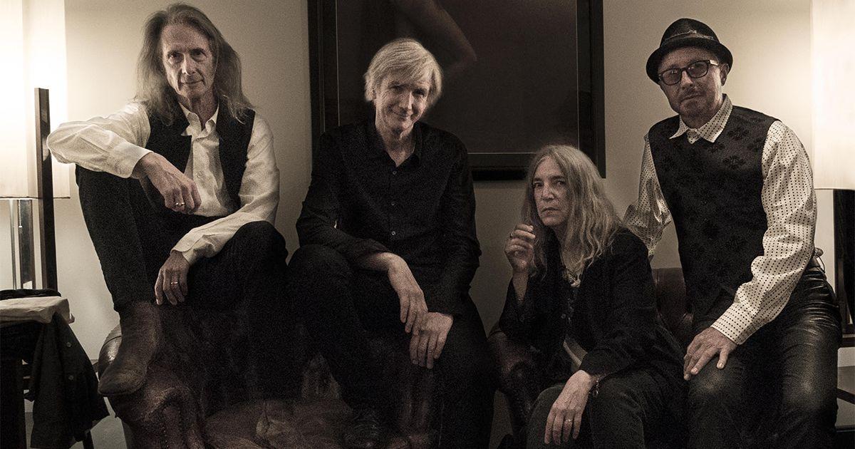 Vodafone Paredes de Coura anuncia Patti Smith and her Band