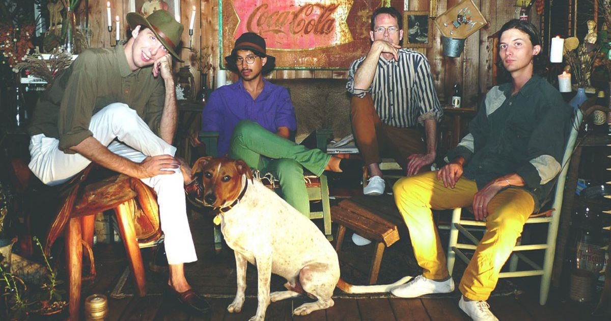 Deerhunter confirmados no Vodafone Paredes de Coura
