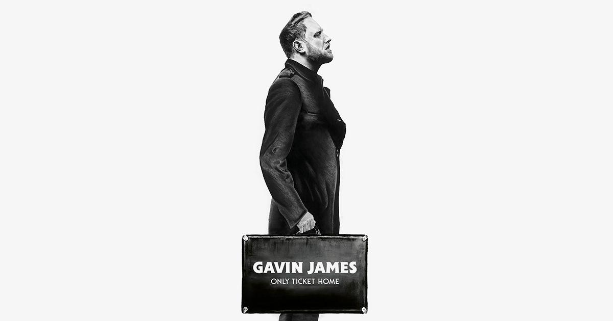 Gavin James confirmado no NOS Alive a 13 de Julho