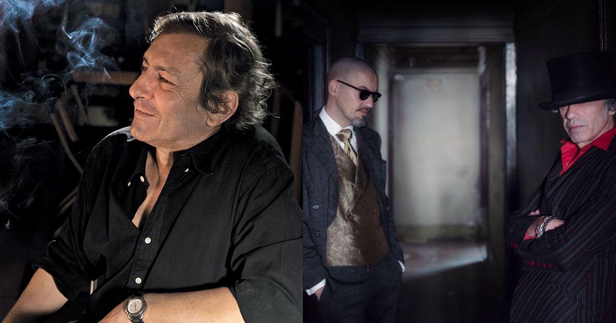 Jorge Palma e Dead Combo são as primeiras confirmações e fazem colaboração no Douro Rock