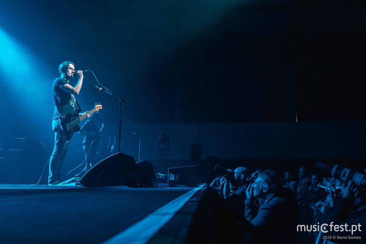 Steven Wilson divinal na Altice Arena