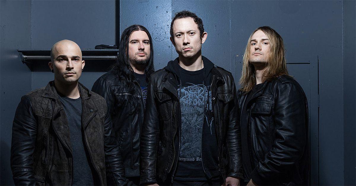 VOA anuncia Trivium, While She Sleeps, W.A.K.O. e Rasgo
