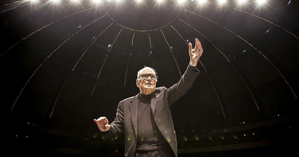 Ennio Morricone despede-se de 60 anos de carreira com concerto em Lisboa