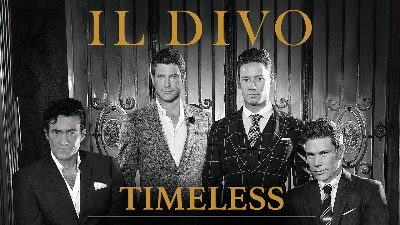 Timeless Tour dos Il Divo passa por Portugal em Julho