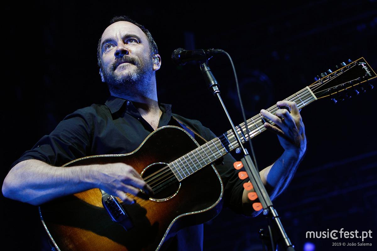 A Dave Matthews Band já não é o que era, mas continua a valer a pena