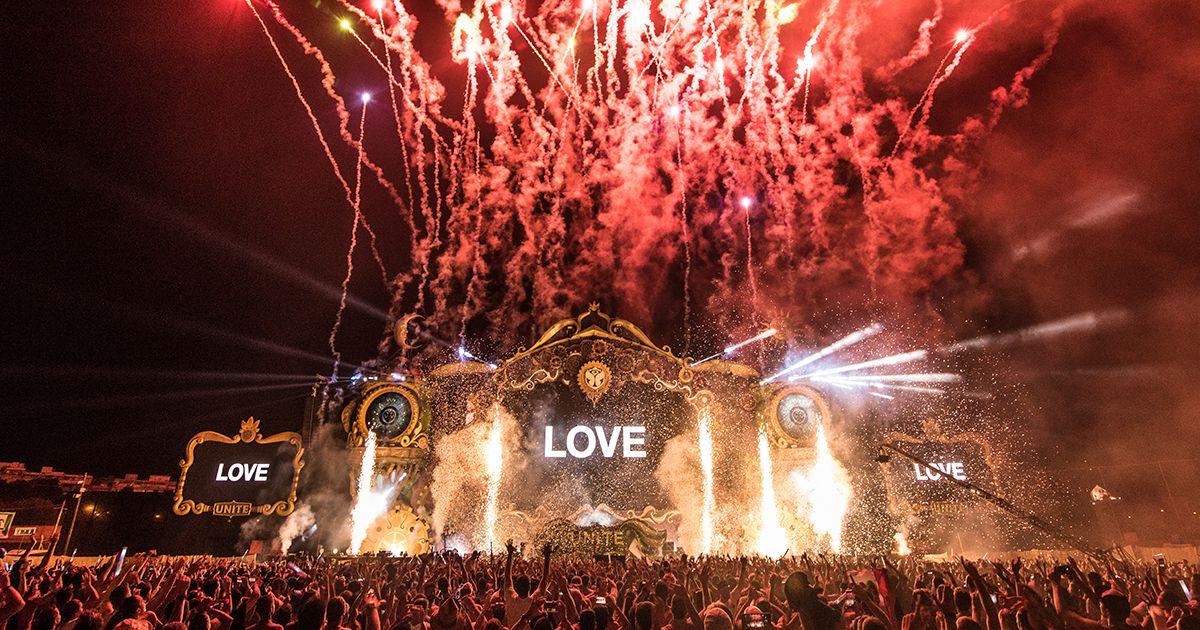 UNITE with Tomorrowland pela primeira vez em Portugal