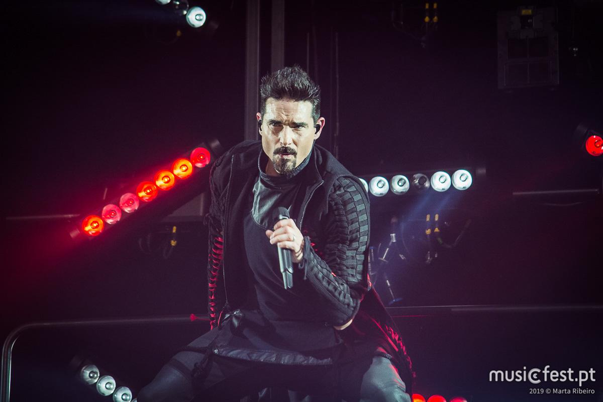 Vê aqui todas as fotos dos Backstreet Boys na Altice Arena