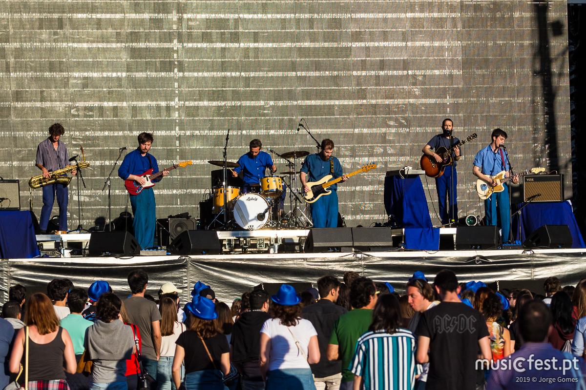 Vê aqui todas as fotos dos Glockenwise no North Music Festival