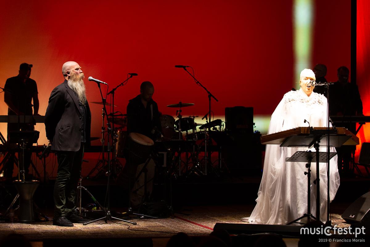 Dead Can Dance dão dois concertos em Lisboa em Junho de 2022