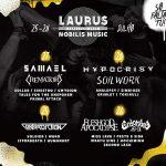 O Laurus Nobilis Music está a chegar…